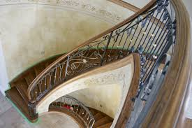 Fer Forge Stairs Design Tradition All Ramps And Railings Battig Design