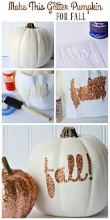 best 25 glitter pumpkins ideas on pinterest outside fall
