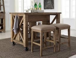 prescott valley kitchen island set honey liberty furniture