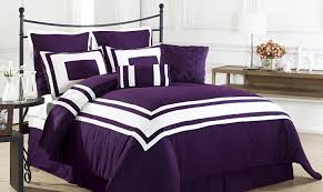 purple and gray bedding large size of bedroomteal gray bedding