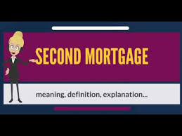 What Does Heloc Stand For by What Is Second Mortgage What Does Second Mortgage Mean Second