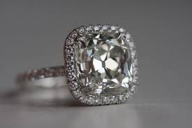 diamond ring cuts cushion cut diamond tips for buying the right ring times square