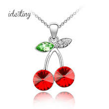 nickel free white gold popular white gold cherry buy cheap white gold cherry lots from