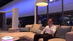 samsung u0027s smart home demonstration youtube