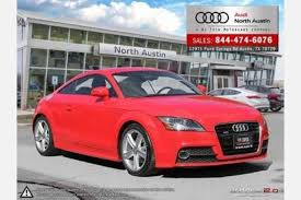 used audi tt coupe for sale used audi tt for sale special offers edmunds