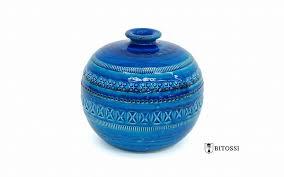 Blue Flower Vases Rocca Clann Rakuten Global Market Bitossi Bitossi