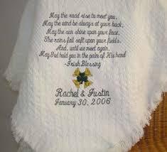 personalized wedding blanket wedding blanket personalized theme wedding blanket