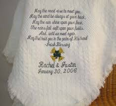 personalized wedding blankets wedding blanket personalized theme wedding blanket
