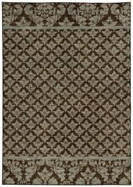 Brown And Blue Area Rug by Brown And Blue Area Rug At Rug Studio