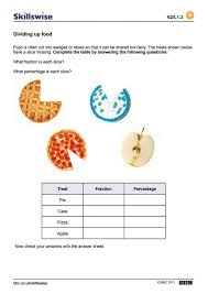 Division With Decimals Worksheets Ma18comp L1 W Dividing Up Food 752x1065 Jpg