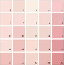 benjamin moore paint colors pink palette 03 house paint colors