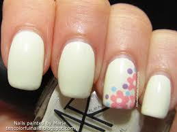flower corner nail art nail art gallery step by step tutorial photos