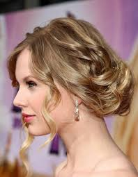 prom updo hairstyle for long hair pretty medium hairstyles for