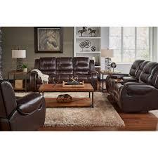 Reclining Sofa And Loveseat Sale Titan Elite Living Room Reclining Sofa Loveseat Chocolate