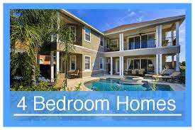 4 Bedroom Homes Select Your Vacation Home With Homes4uu Com