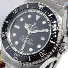 rolex black friday rolex sea dweller 116660 wrist watch for men ebay