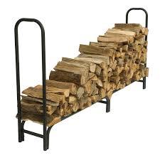 amazon com pleasant hearth 32mm heavy duty log rack home u0026 kitchen