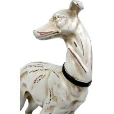 greyhound ornament indoor ornament homesdirect365