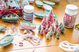 Vintage German Christmas Decorations by Crafting Handmade German Pine Cone Christmas Miniatures Advent
