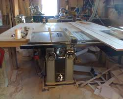 table saw help new unisaw or old powermatic 66 by driftwood07