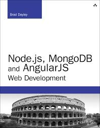 best node js books node js mongodb and angularjs web development informit