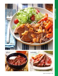 taste of home skinny slow cooker cook smart eat smart with 278