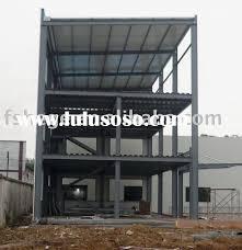 prefabricated steel structure building prefabricated steel