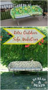 Retro Patio Furniture Retro Outdoor Furniture Makeover Burlap U0026 Denimburlap U0026 Denim