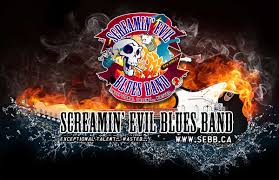 the screamin u0027 evil blues band exceptional talent wasted