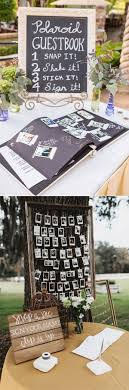 guest book ideas 20 must see non traditional wedding guest book alternatives