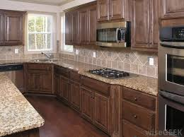 coordinating wood floor with wood cabinets everything but hardwood floors island in an antique glazed cream