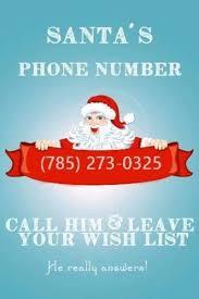 best 25 santa claus phone number ideas on santa claus