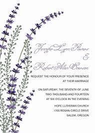 Affordable Pocket Wedding Invitations Romantic Lavender Ribbon Pocket Wedding Invitation Kits Ewpi138 As