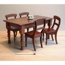 mq081 1 12 scale classic mahogany table kit minimum world