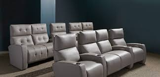 comfort theatre home theater seating american leather