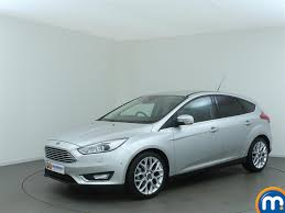 used ford focus titanium x silver cars for sale motors co uk