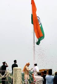 Indian National Flag Hoisting Pm Modi Independence Day Speech Vows To End Corruption National
