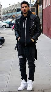 how to wear a black hoodie 49 looks men u0027s fashion