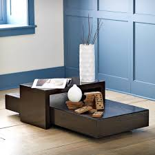 West Elm Coffee Table Bridge Coffee And End Table From West Elm Furniture