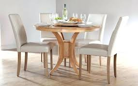 round dining table 4 chairs hideaway table and chairs hideaway canteen furniture wood dining