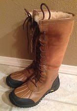 ugg s adirondack boot ii chestnut ugg australia womens adirondack boot ii 1001785 chestnut ebay