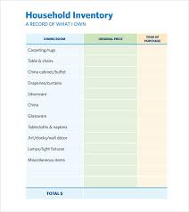 inventory template word expin memberpro co