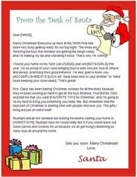 grab this free printable letter from santa letter from santa