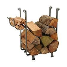 Fireplace Rack Lowes by Indoor Firewood Racks Woodlanddirect Com Firewood Racks