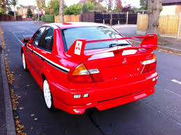mitsubishi evo 8 red used mitsubishi lancer evolution viii 2 0 litre turbo for sale in