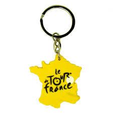Tour De France Map by Tour De France Map Keyring By Souvenirs Of France
