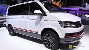 volkswagen multivan 2017 2016 volkswagen multivan tdi 4motion panamericana exterior and