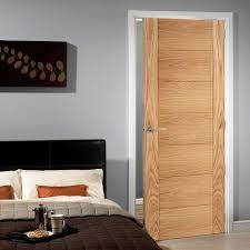 Flush Interior Door by Interior Oak Panel Doors Images Glass Door Interior Doors