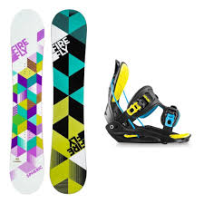 firefly spheric haylo womens snowboard and binding package review