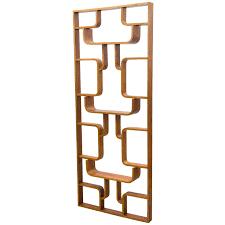 mid century modern room divider room divider by ludvik volak for drevopodnik holesov screens